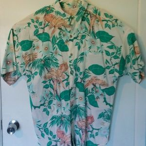 Paradise Of The Pacific Hawaiian Shirt Floral